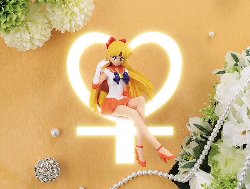 美少女戦士セーラームーン break time figure sailor venus