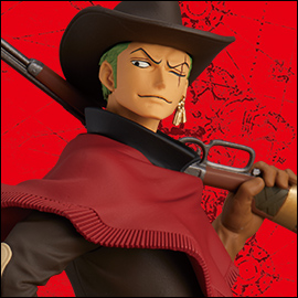 ワンピース TREASURE CRUISE WORLD JOURNEY vol.1-RORONOA ZORO-