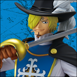 ワンピース TREASURE CRUISE WORLD JOURNEY vol.2-SANJI-